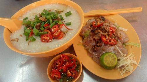 Tong Heng Raw Fish